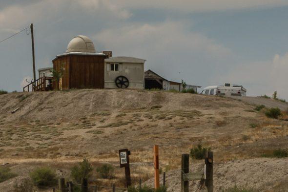 Redneck Observatory?