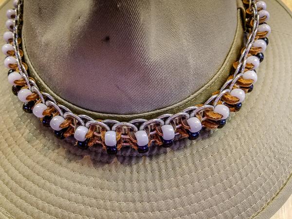 Ring Tab Hat Band