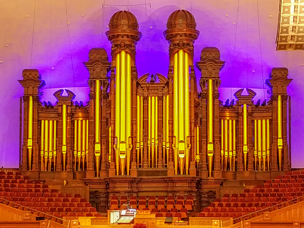 Tabernacle Pipe Organ