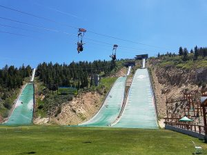 Dive And Dine Utah Olympic Park City