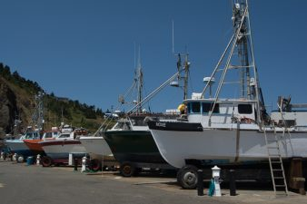Port Orford Dock