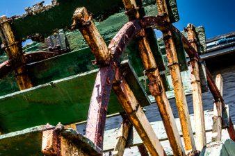 Paddlewheel at Winchster Bay Oregon