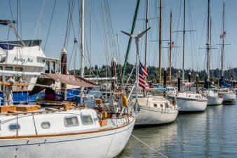 Coos Bay Dockside