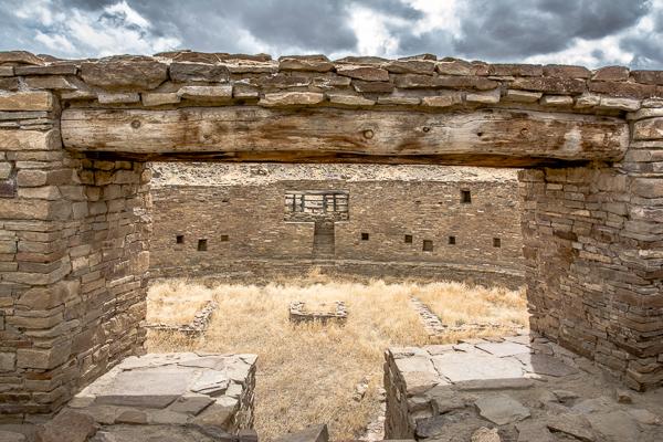 Kiva at Casa Rinconada