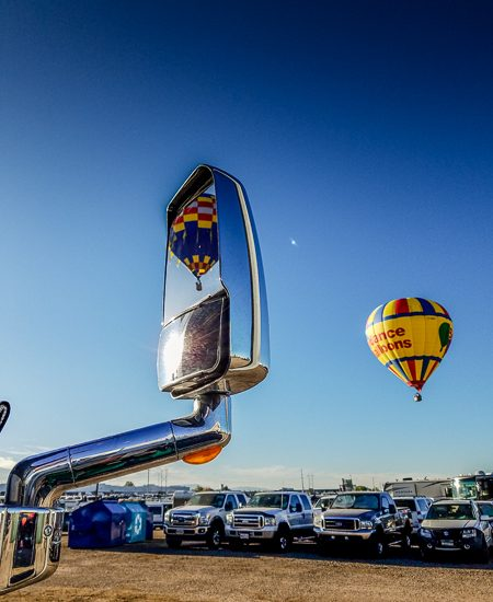Farewell 2017 Balloon Fiesta
