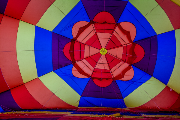 Inside Balloon