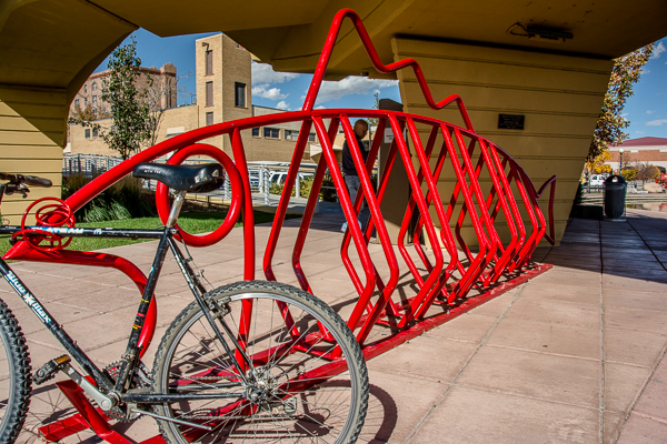 Pueblo Bike Rack