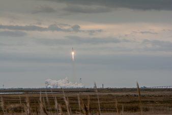 Wallops Island Rocket Launch