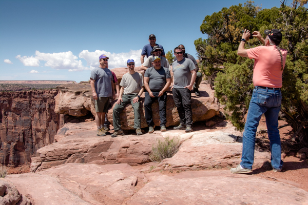 Flat Iron Mesa Ride