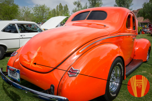 1940 Ford Coup