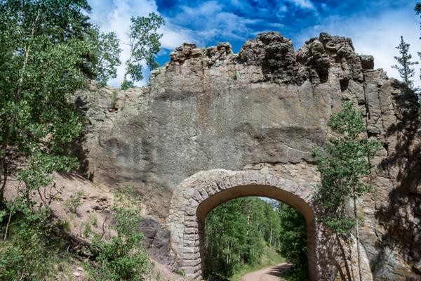 Apishapa Arch