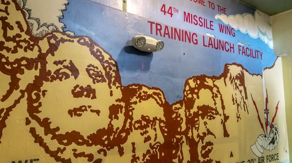Missile Launch Training Facility