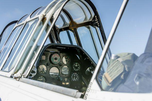 T-6 Cockpit