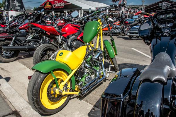 John Deere Kids Mighty Trike  |John Deere Trike Sturgis