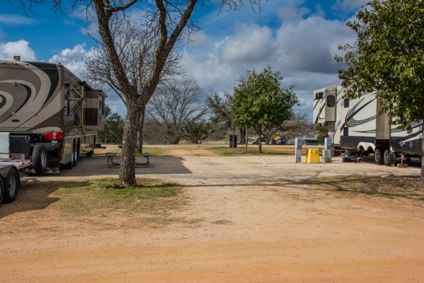 Lady Bird Johnson Municipal Park Campground