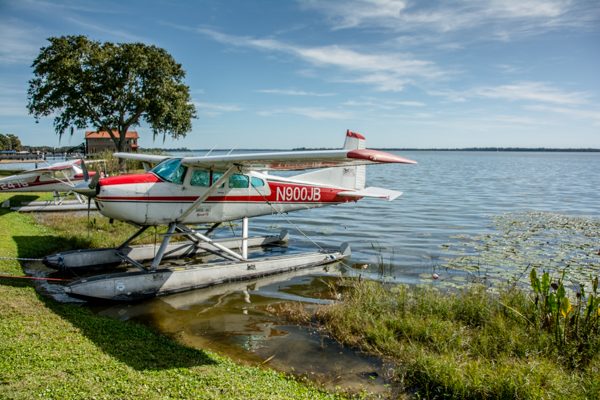 "Tavares - Self Proclaimed ""America's Seaplane City"""