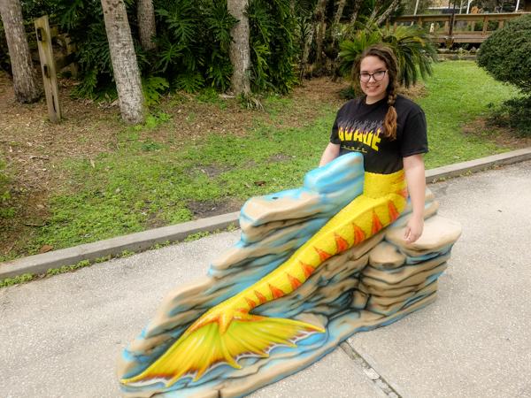 Mermaid Danielle