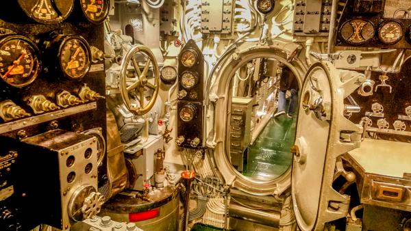 USS Drum -an amazing restoration job