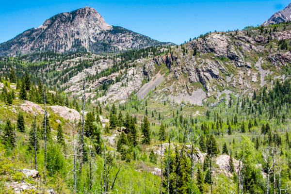 Great Mountain Views