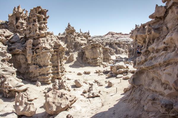 A View through Fantasy Canyon