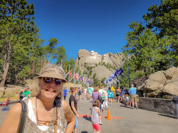 Had to visit Mount Rushmore one more time!